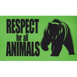 Respect For All Animals