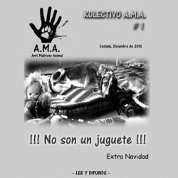 Colectivo A.M.A (Anti Maltrato Animal)