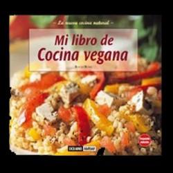Mi Libro de Cocina Vegana (Rocío Buzo)