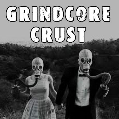 Grindcore, Crust